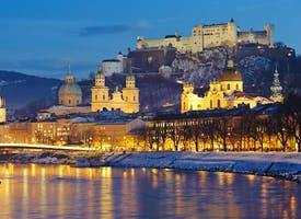 Reisebild: Silvester im Salzburger Land