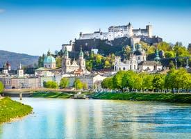 Reisebild: Städtereise Salzburg im 4-Sterne Hotel Europa Salzburg