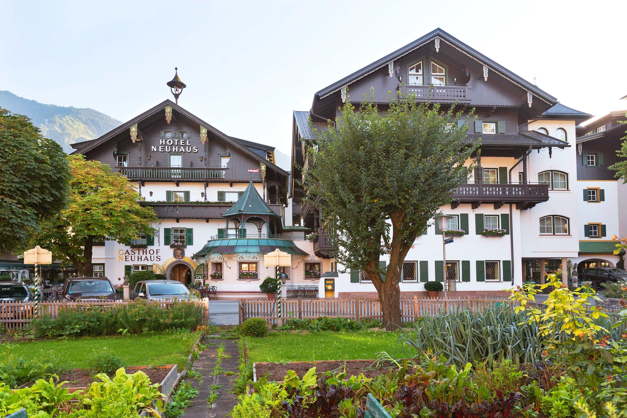 Hotels Mayrhofen fr Alleinreisende Die besten Mayrhofen