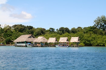 Dorf Bocas del Toro - Panama - ©Mischa Krumm - Fotolia