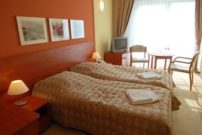 Zimmerbeispiel Hotel Baltyk, Copyright: IdeaSpa