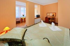 Zimmerbeispiel Hotel Kwisa 1, Copyright: Hotel Kwisa 1
