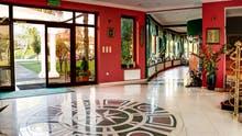 Empfangsbereich Doris Spa, Copyright: Hotel Doris Spa