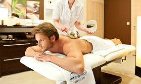 Anwendung im Hotel Interferie Medical Spa, Copyright: IdeaSpa