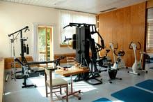 Fitnessraum Sanatorium Rybniczanka, Copyright: IdeaSpa