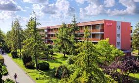 Außenansicht Hotel Bryza, Copyright: Ideaspa