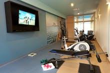 Fitnessraum Hotel Bryza, Copyright: Ideaspa