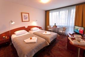 Zimmerbeispiel Hotel Bryza, Copyright: Ideaspa