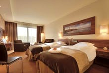 Zimmerbeispiel, Copyright: Hotel Aquarius