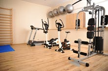 Fitnessraum, Copyright: Idea Spa
