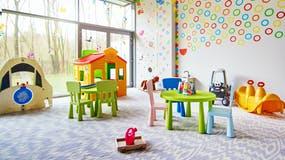 Kinderspielecke, Copyright: Zdrojowa Group