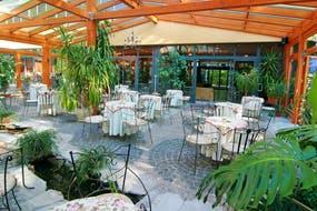 Wintergarten, Copyright: Idea Spa
