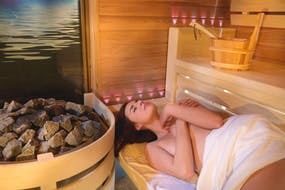 Sauna, Copyright: Idea Spa