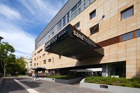 Hoteleingang, Copyright: Zdrojowa Group