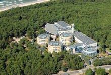 Luftaufnahme, Copyright: Hotel Senator