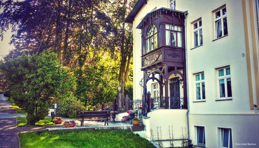 Kur Wellness In Polen Hotel Berliner In Bad Flinsberg Saison