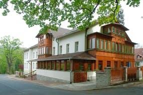 Außenansicht Hotel Swieradow, Copyright: Hotel Swieradow