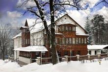 Winterbild Hotel Swieradow, Copyright: Hotel Swieradow