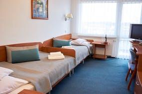 Zimmerbeispiel Doppelzimmer Hotel Unitral, Copyright: Hotel Unitral