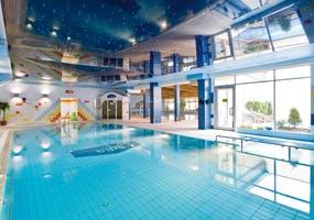 Schwimmbadbereich Hotel Lidia, Copyright: Hotel Lidia