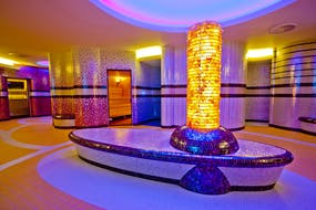 Saunalandschaft Hotel Unitral, Copyright: Hotel Unitral