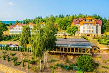 Hotelansicht Hotel Bialy Kamien, Copyright: Hotel Bialy Kamien