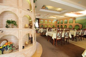 Restaurant Hotel Villa Martini, Copyright: Hotel Villa Martini