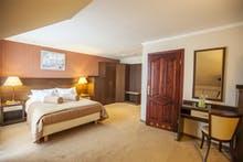 Zimmerbeispiel Doppelzimmer Plus Hotel Kormoran, Copyright: Hotel Kormoran