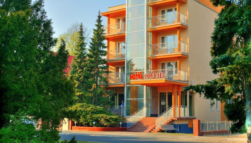 Kur Wellness In Polen Hotel Polaris Iii In Swinemunde