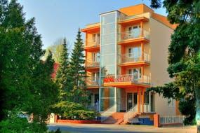 Außenansicht Hotel Polaris 3, Copyright: Hotel Polaris 3