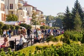 Promenade Swinemünde, Copyright: Foto Stolz