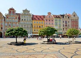 Reisebild: Kurzurlaub in Breslau - der Hauptstadt Niederschlesiens