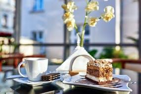 Kaffee und Kuchen im Jantar, Copyright: IdeaSpa