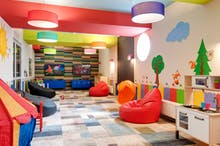 Kinderspielzimmer Hotel Akces, Copyright: Hotel Akces