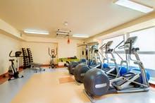 Fitnessraum Hotel Akces, Copyright: Hotel Akces