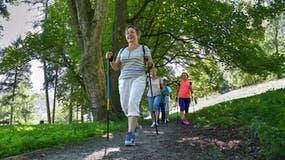 Nordic Walking Klinika Mlodosci Medical SPA, Copyright: Klinika Mlodosci Medical SPA
