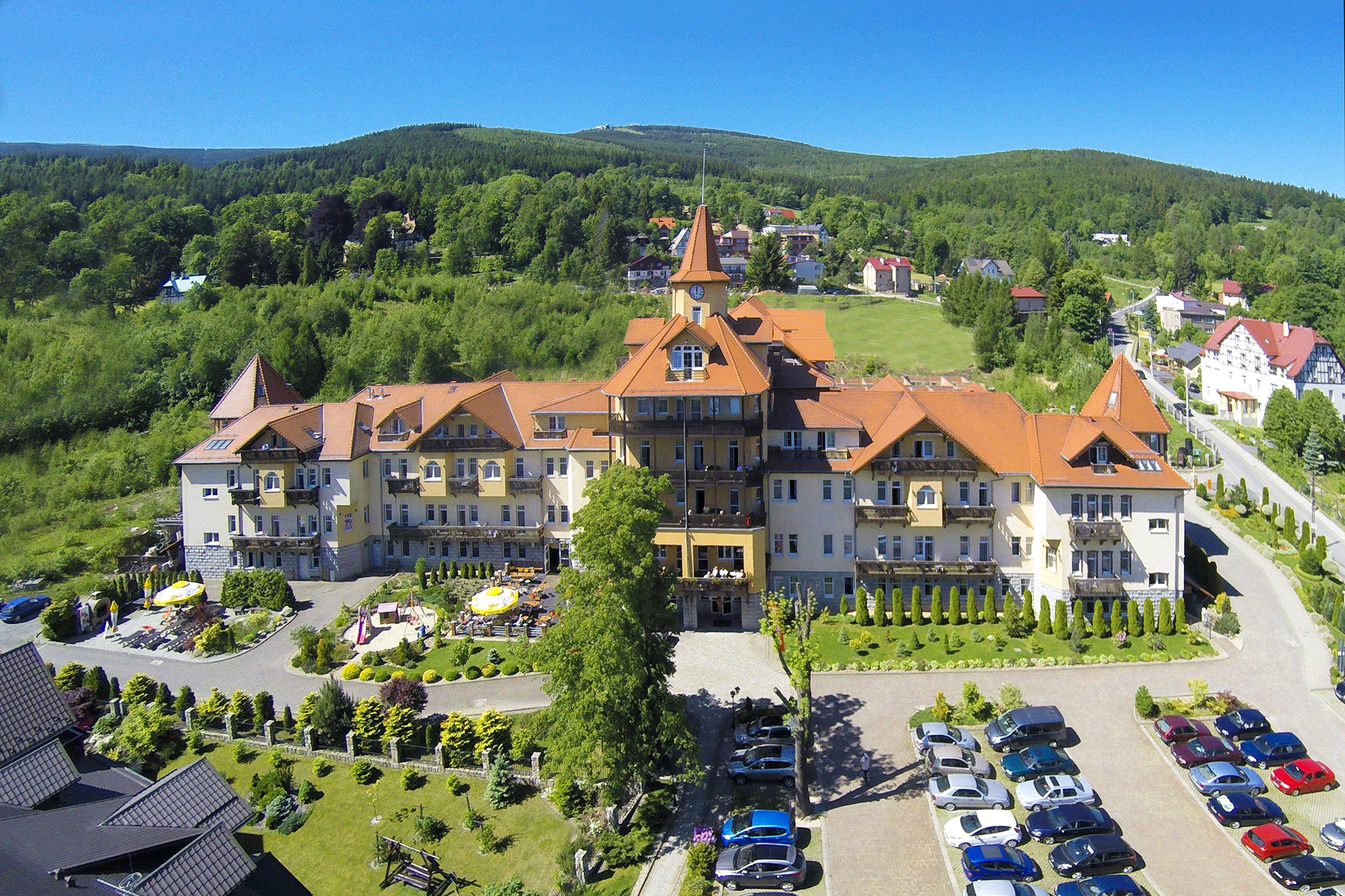 Hotel Bad Flinsberg Swieradow Zdroj