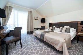 Zimmerbeispiel Doppelzimmer Sandra Spa, Copyright: Sandra Spa Hotel