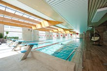 Schwimmbad Sandra Spa, Copyright: Sandra Spa Hotel