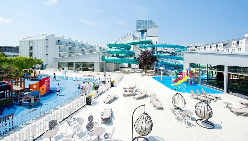 Familienurlaub In Polen Hotel Sandra Spa In Pogorzelica