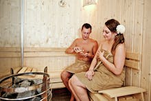 Sauna Sandra Spa, Copyright: Sandra Spa Hotel