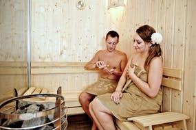 Sauna Sandra Spa, Copyright: Sandra Spa Hotel