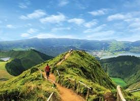 Reisebild: Wanderreise Azoren - mit sieben Inseln