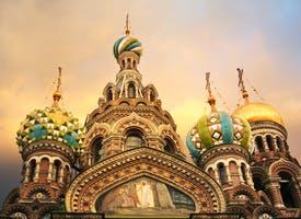 Reisebild: Städtereise nach St. Petersburg in einer kleinen Gruppe