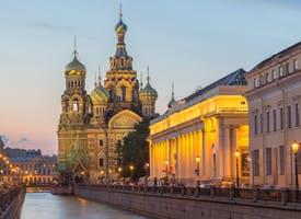 Reisebild: Städtereise St. Petersburg - Zarenmetropole an der Newa