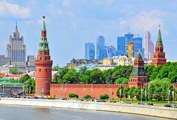 Moskau in Russland - ©krasnevsky - Fotolia