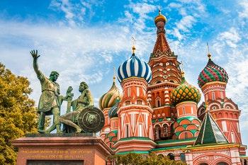 Basilius-Kathedrale Moskau - ©andriano_cz - Fotolia