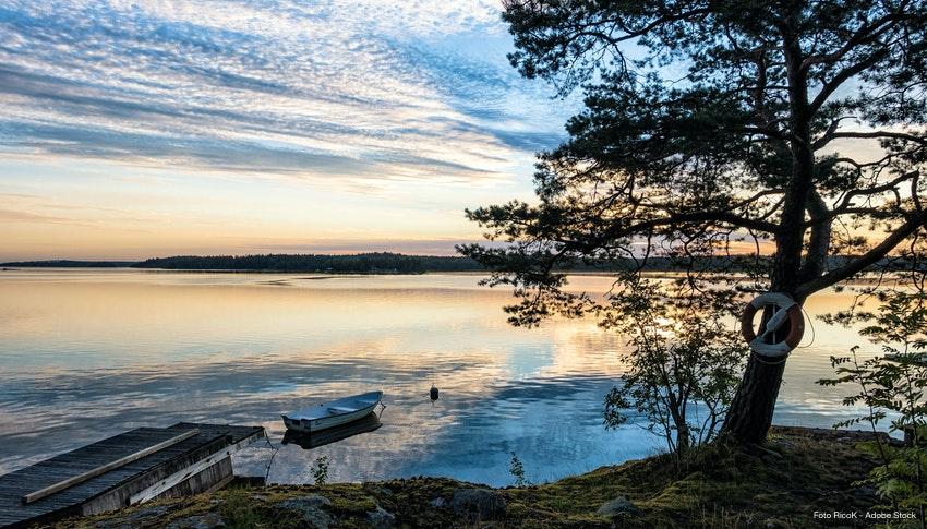 rundreise romantisches schweden zu mittsommer saison. Black Bedroom Furniture Sets. Home Design Ideas