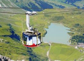 Reisebild: Rundreise Schweizer Gipfel - Titlis, Jungfraujoch, Klein Matterhorn