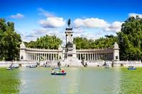 Der Retiro-Park in Madrid - ©mrks_v - Adobe Stock